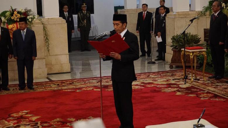Presiden Jokowi Akan Lantik 17 Dubes Baru untuk Negara Sahabat