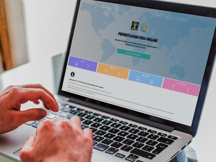 Tahapan Lebih Sederhana, eVisa Mudahkan Layanan Visa